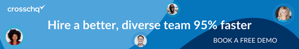 Hire a better, diverse team 95% faster