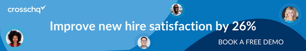 Improve new hire satisfaction by 26%.