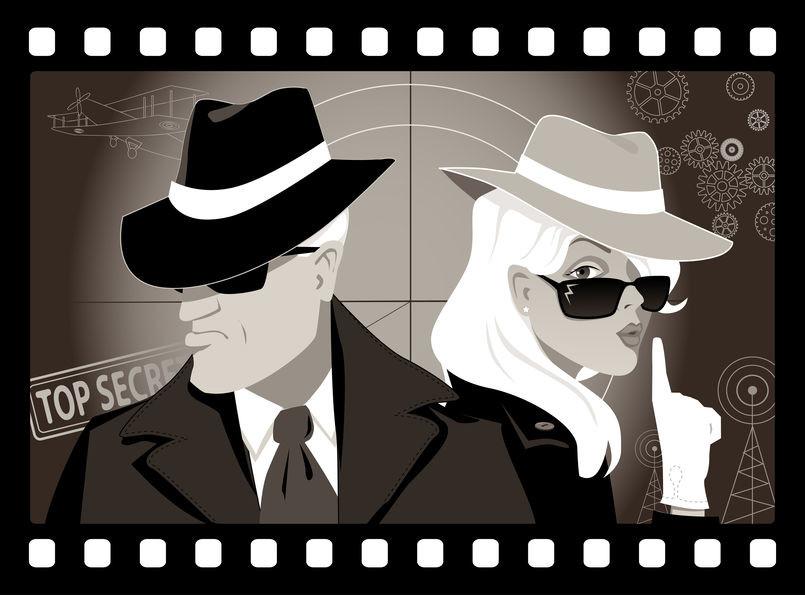 Top Secret Agent