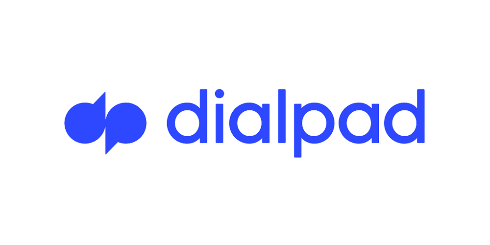 Dialpad Logo - Crosschq Customes