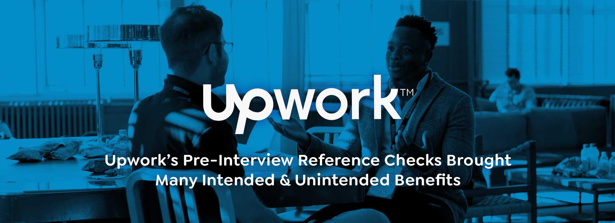 Customer Story - UpWork