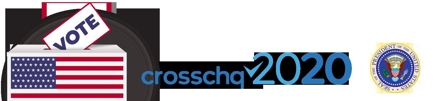 US Vote CrossChq2020